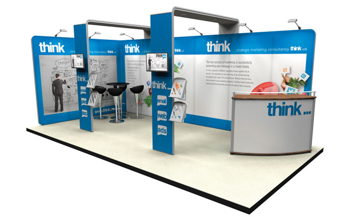 Fabric Exhibition Stand Vector : Modular exhibition stands cipher graphics
