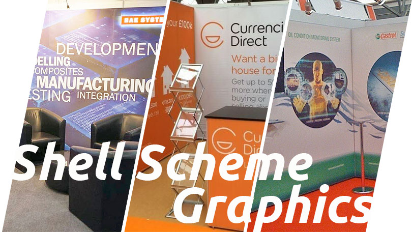 shell scheme graphics