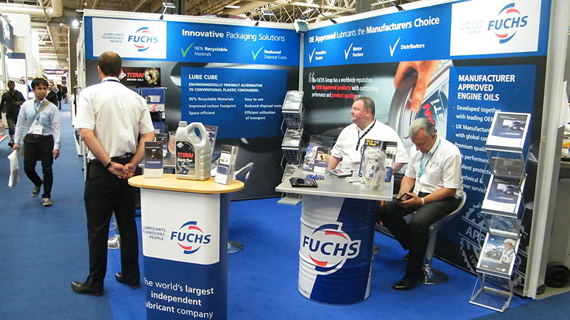 Modular Exhibition Stand Job : Choose an exhibition stand for your needs